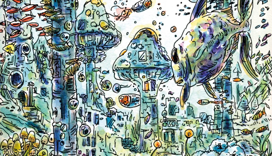 Comics for future © Heiko Sievers