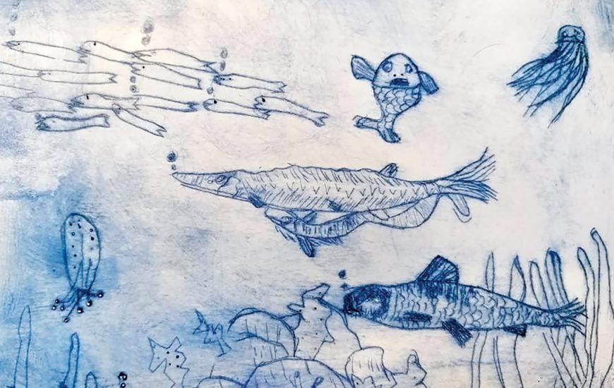 Zeichnen - Drucken - Graffiti © Oscar Castillo