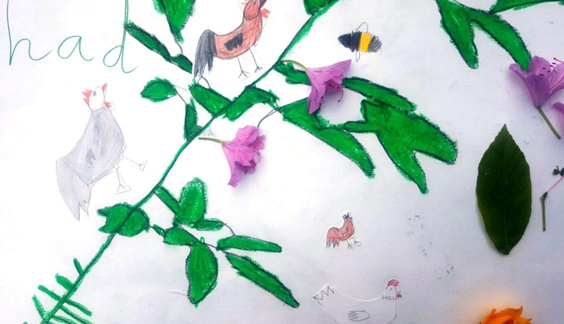 Flora und Fauna © Julia Lazarus