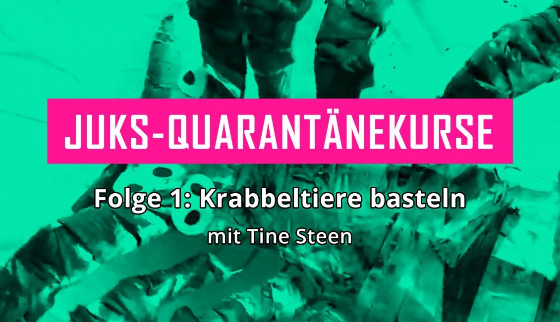 Krabbeltier © Tine Steen