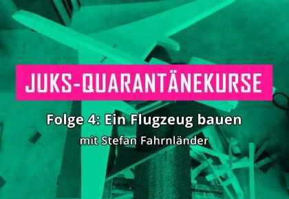 Flugzeugbau © Stefan Fahrnländer