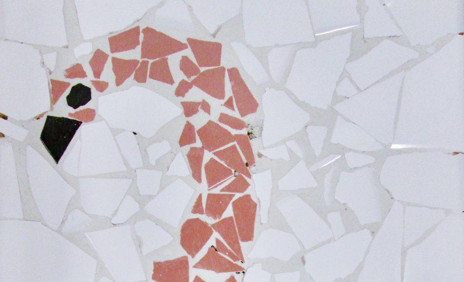 Mosaikkurs © Catrin Wechler