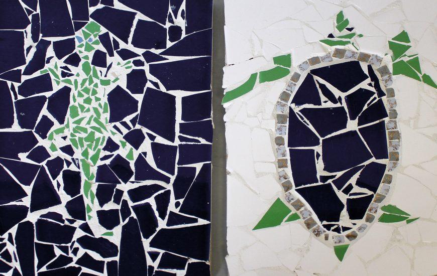 Mosaikbilder © Catrin Wechler