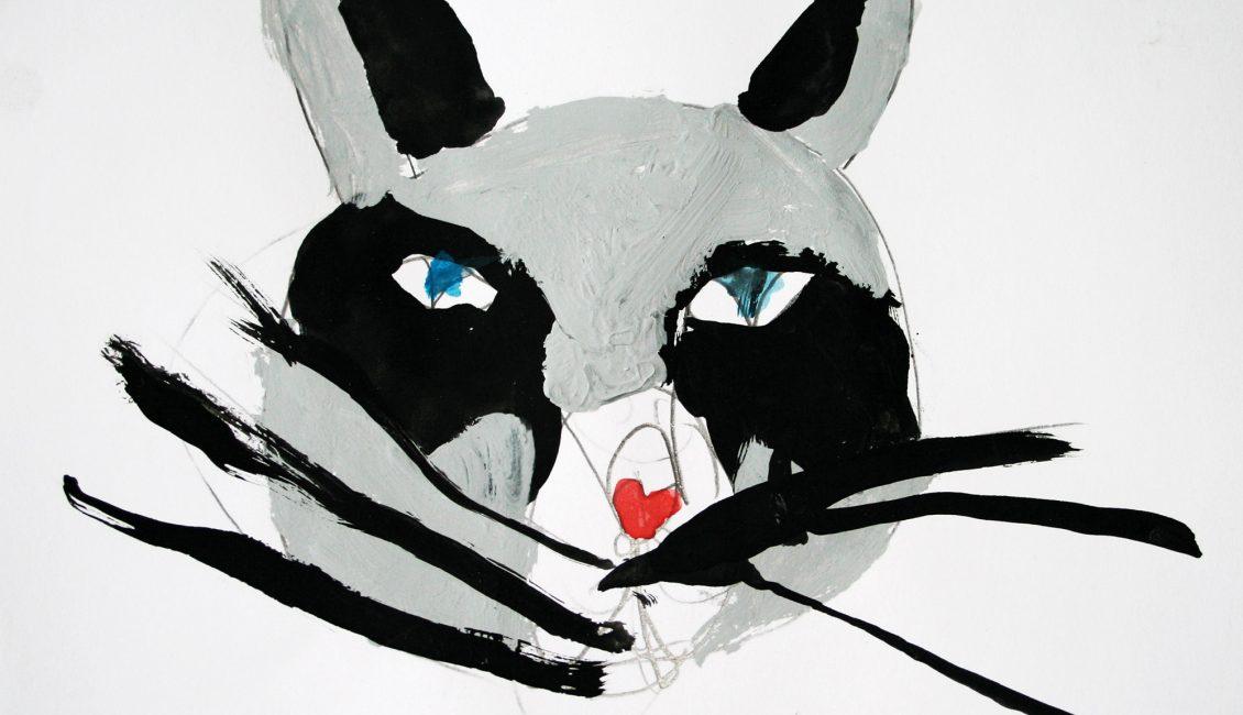 Der Panda und die Katze © Catrin Wechler
